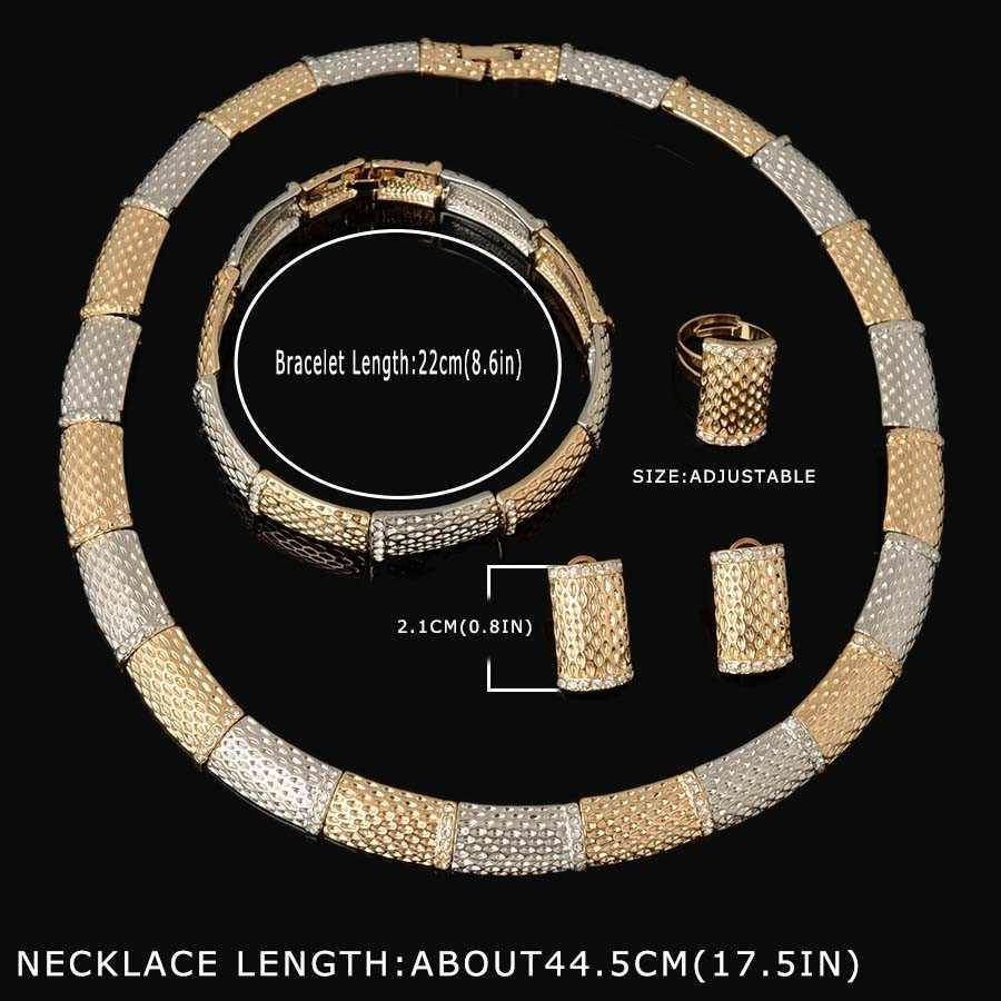 Luxury Heavy  Link Chain Iced Long gold Fashion Necklace Men Hiphop Rapper Jewelry High Quality Fashion Design For Men