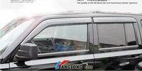 Car 4pcs Window Visor Vent Shade Guard For Jeep Patriot 2011 2015