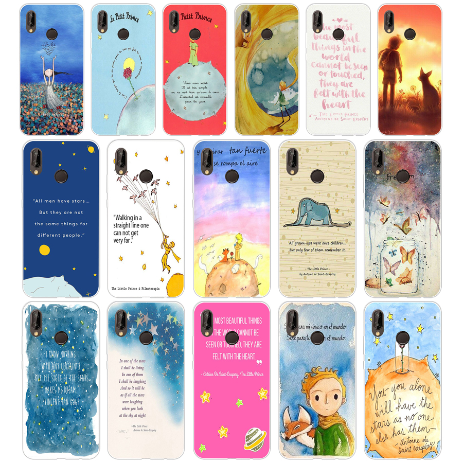 Items Similar To The Little Prince Quote Inspirational: 148AQ The Little Prince Inspirational Quote Soft Silicone