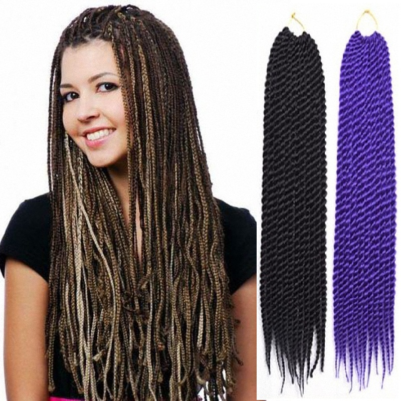 Synthetic hair dreads crotchet braiding hair hairstyles ...