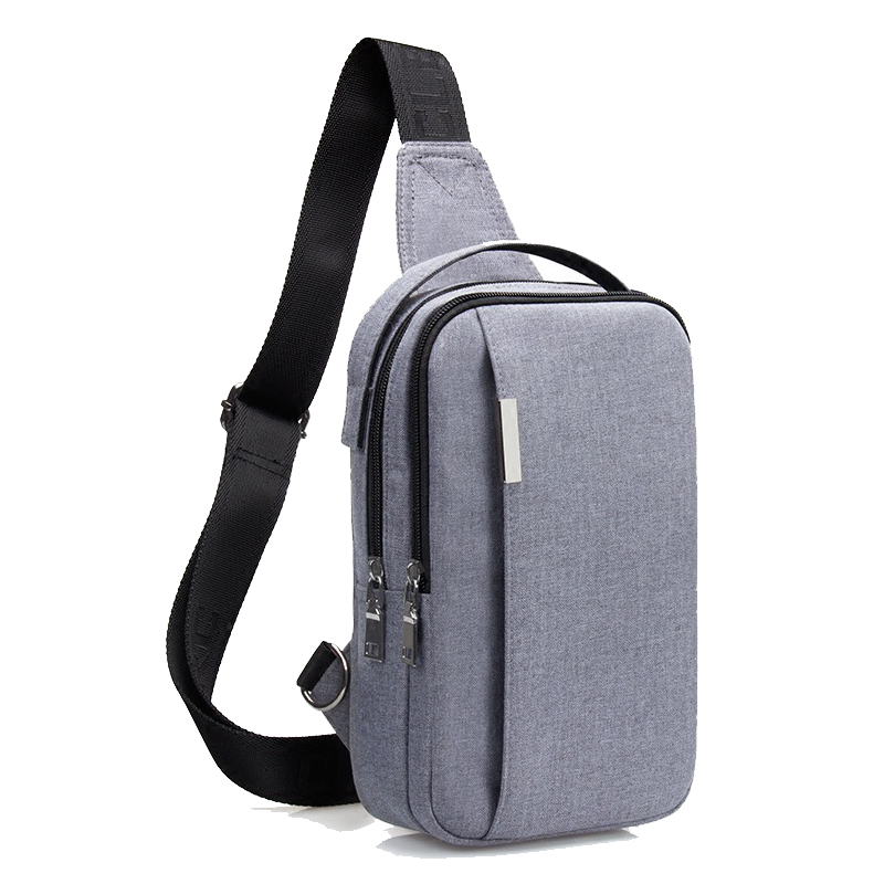 Crossbody Bags for Men High Quality Chest Bag Pack Casual Single Shoulder Travel Fashion Cross Body Messenger Bag 2018 New hot sale men pu leather shoulder cross body bag rucksack high quality messenger bags fashion casual male single chest back pack