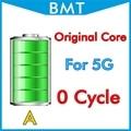 10 pçs/lote núcleo original 1440 mah 3.7 v bateria para iphone 5 5g genuíno 0 zero ciclo de substituição para bmti5g0bta