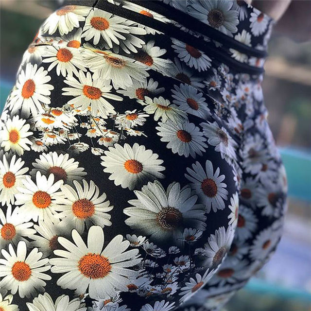 Flower Prints Legging