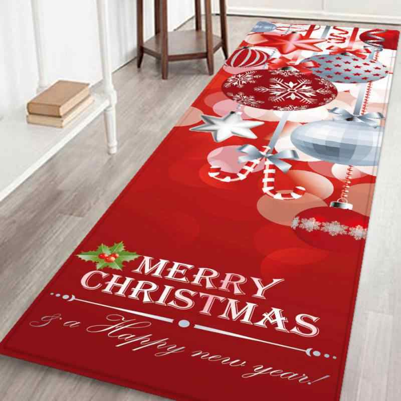 Detail Feedback Questions About Christmas Rugs Flannel Fabric Non