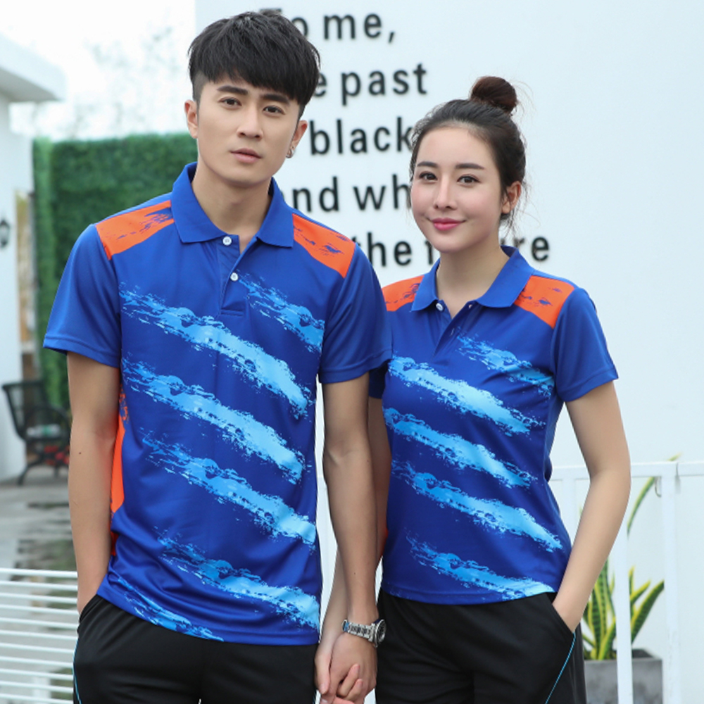 New Sports clothes ,Badminton t shirt Men/Womens , sports Dry-cool badminton clothes ,Table Tennis shirt , Tennis t shirt AY009