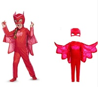Hot Sale Anime Masks Cosplay Costume For Kids Boy Girl Prty Dress Masks Role Play Mask