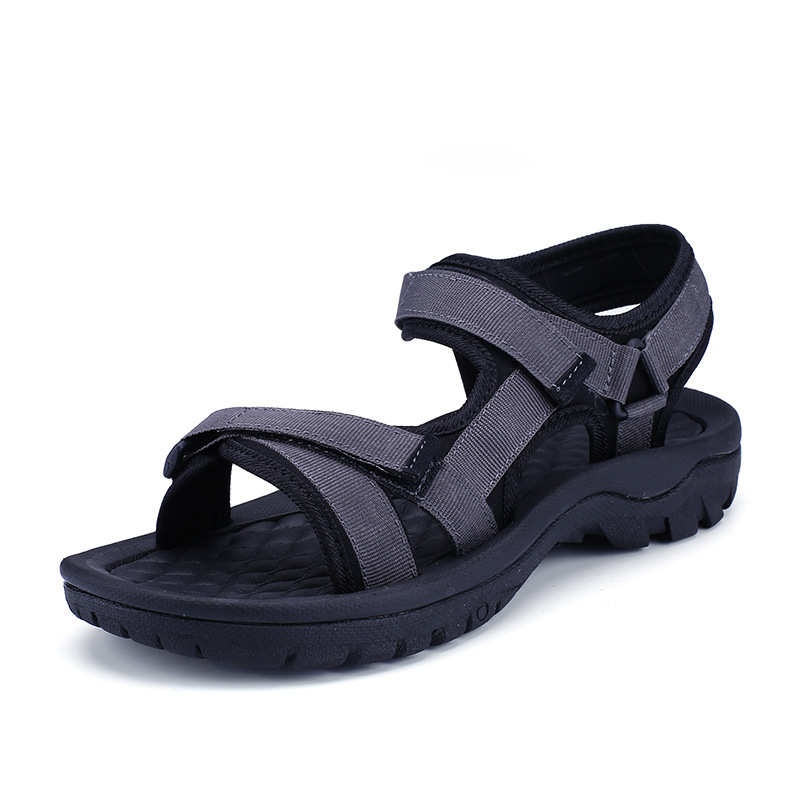2018 Summer New Style Breathable Vietnamese Beach Sandals Men Korean Version the Trend of Wild Mens Sports Casual Mens Shoes