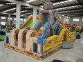 Castillo Gorila Inflable