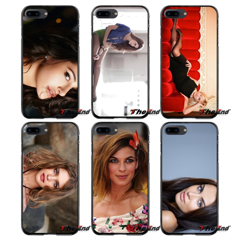 Natalia For Apple iPhone 4 4S 5 5S 5C SE 6 6S 7 8 Plus X iPod Touch 4 5 6 Accessories Phone Cases Covers