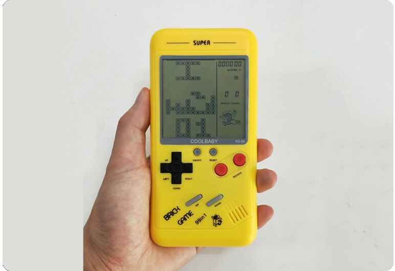 Drop Ship Handheld Game Player gaming device AVG Adventure Games Tetris Games 189 Games Portable Retro Mini Handheld Player ...