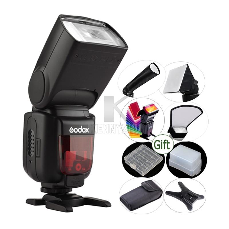GODOX TT600S GN60 Flash Light Master Slave Speedlite 2 4G Wireless X System for Sony DSLR