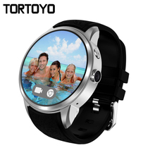TORTOYO X200 Android Smart Watch Phone Android 5 1 Quad Core 1GB 16GB Smartwatch Clock Heart