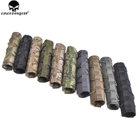 EMERSONGEAR Airsoft 22cm Suppressor Cover Tactical Hunting Accessory Quick Release Cover Multicam EM9330