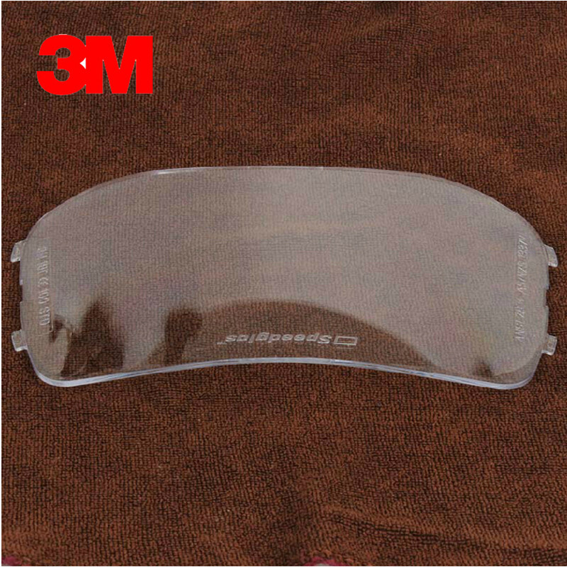 Lens Protective  3pcs/lot Plastic Replacement For Speedglas 3M 100 Welding Plates ARC Mask Anti Sparkle Splash Protector