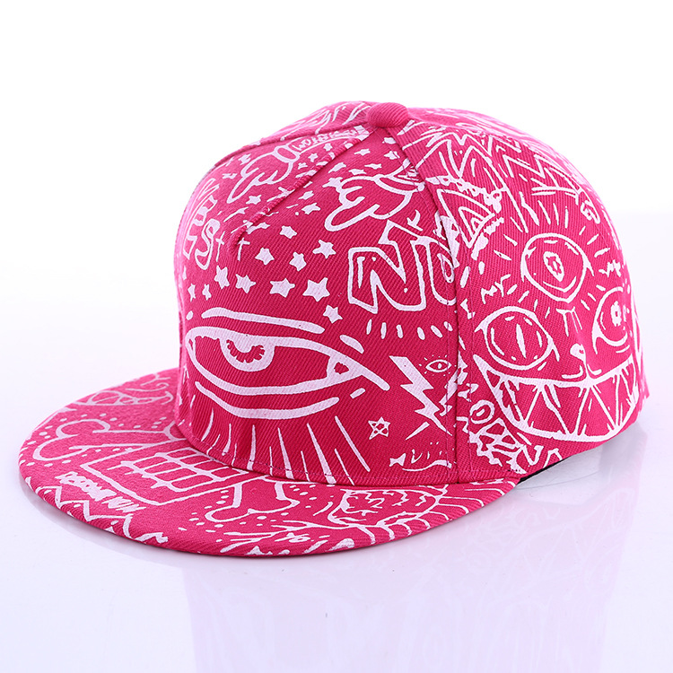 67c39bfb0f677b Hats New Arrival Graffiti eyes hat Hip hop Hat fashion Vintage flat cap  Baseball Cap #70014-in Baseball Caps from Apparel Accessories on  Aliexpress.com ...