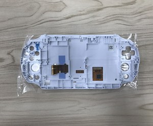 Image 3 - Original new for psvita for ps vita psv 2000 lcd screen display assembly with frame stand free screen protector