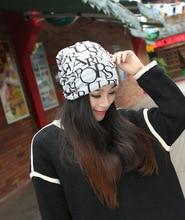 Best Deal Classic Fashion Hip-Hop English Letter Multi Purpose Baggy Hat Unisex Scarf Beanie Cap