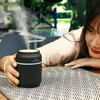 3 In 1 200ml USB Can Shape Air Humidifier 7 Color LED Aroma Lamp Essential Oil
