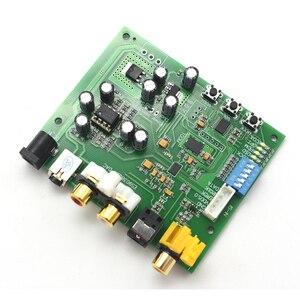 Image 2 - Lusya ES9038Q2M I2S IIS DSD apc fibra coassiale SPDIF Digital Audio DAC Decoder Board Support 32bit 384k DSD64 128 256 A9 012
