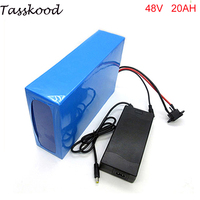 electric bike battery 1000w 48v battery/48V 20Ah for 48v Bafang/8fun 1000w /750w mid/center drive motor with BMS and Charger