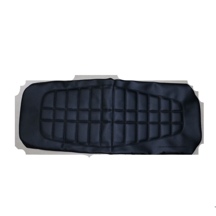 Free Shipping CG125 CG150 ZJ125 Motorcycle Leather Seat Covers Motorbike Scooter Cushion Cover(China)