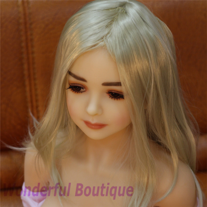 Buy 2017 New Blondes 100cm Sex Dolls Skeleton Japanese Love Dolls Vagina Lifelike Pussy Realistic Sex Toy Men Normal Breast