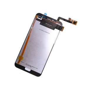 Image 4 - For Ulefone T1 LCD display touch screen digitizer for Ulefone T1 mobile phone accessories replacement screen LCD display