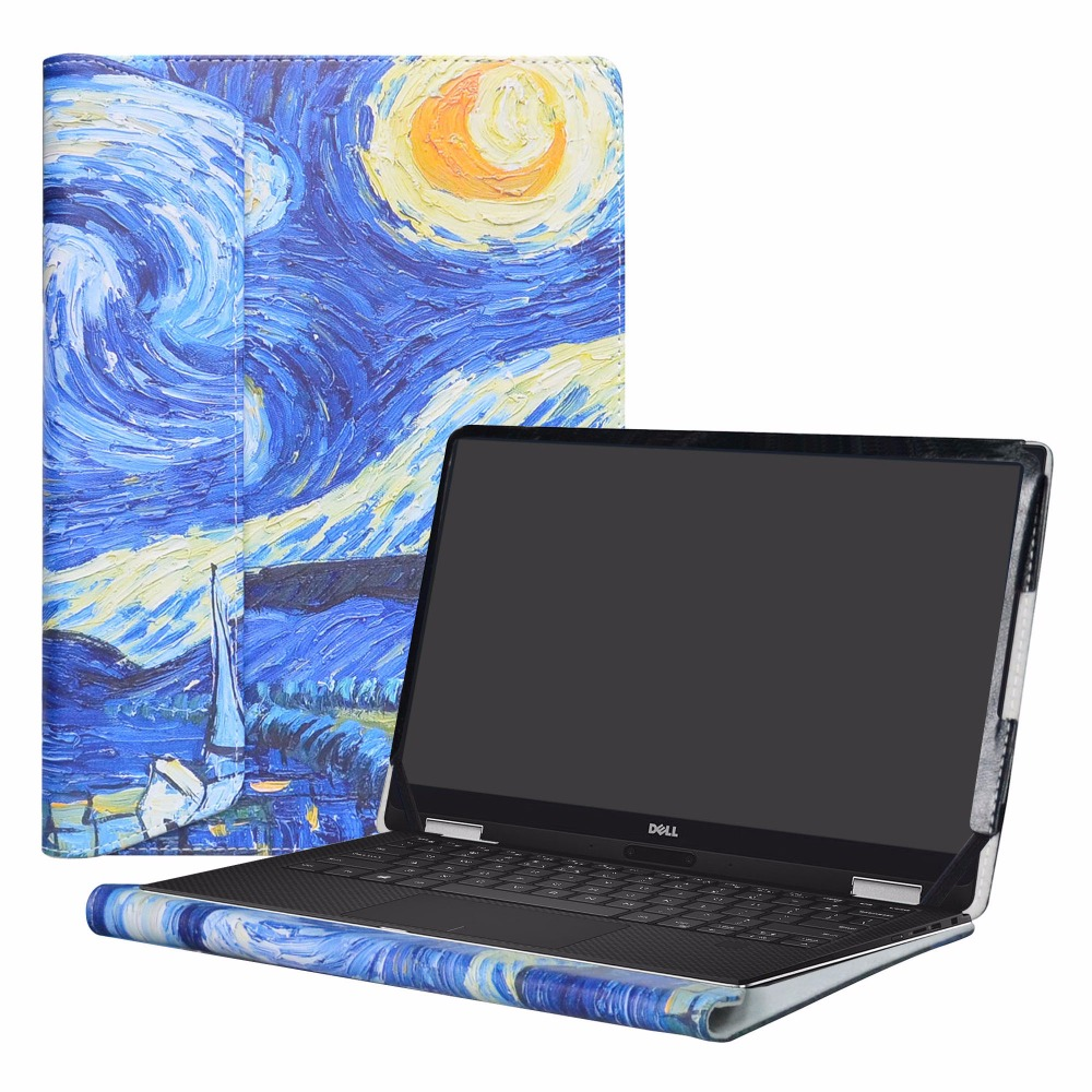 Alapmk Protective Case Cover For 13.3 Dell XPS 13 9370 9360 9350 9343 9365 Laptop [Not fit Other Models]