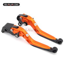 Brake Clutch Lever For KTM 990 950 SUPERMOTO Supermoto SMR SMT Motorcycle Accessories Folding Extendable Adjustable Motos Levers
