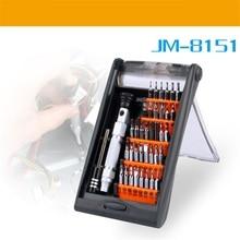 Urijk JM-8151 38 In 1 Portable Multifunctional Hardware Hand Tool Set Precision Screwdriver Tablet Phone Repair Mini Tools Kit