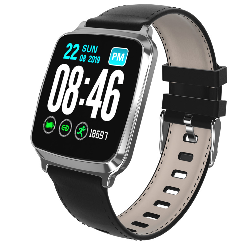 New <font><b>M8</b></font> <font><b>Smart</b></font> <font><b>Watch</b></font> Men Waterproof Blood Pressure Smartwatch Women Heart Rate Monitor Fitness Tracker <font><b>Watch</b></font> for Android Ios image