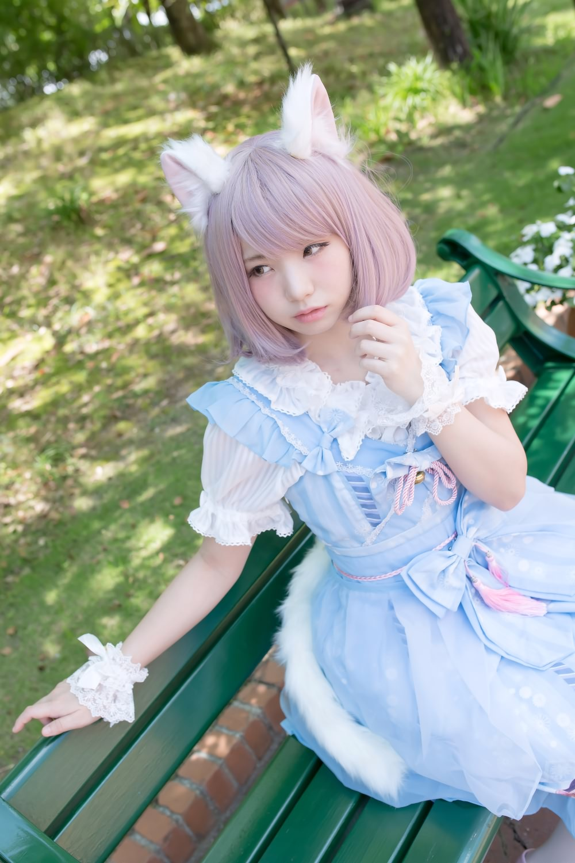 HTB1UlgAOMHqK1RjSZJnq6zNLpXaJ - Kawaii Cat Girl