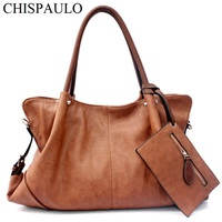 Women PU Leather Handbags Women's Shoulder Crossbody Bags Ladies Big Handbags Purse Bags Bolso brown Crossbody Messenger T610