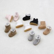 Обувь для Blyth Doll Joint ICY Licca; коллекция 1/6 года; теплые зимние ботинки; яркие;