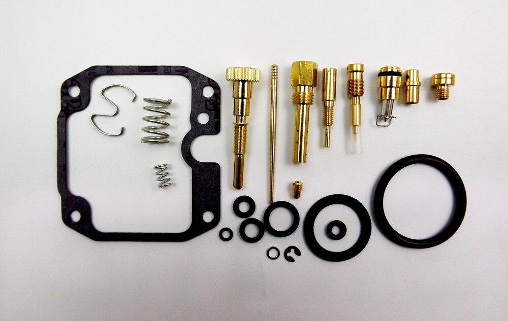 Yamaha Moto 4 YFM200 Carburetor Carb Rebuild Kit Repair 1986-1989