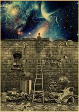 The beginning of the galaxy Kraft poster Wallpaper the art of wallpaper