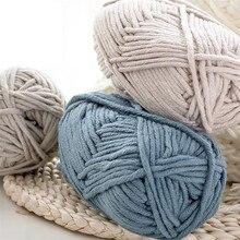 Home Garden - Arts Crafts - Handmade DIY Crocheting Accessories Manual Material 0.4mm Woolen Yarn Thread For Baby Coat Knitting Blanket Hat  Scarf
