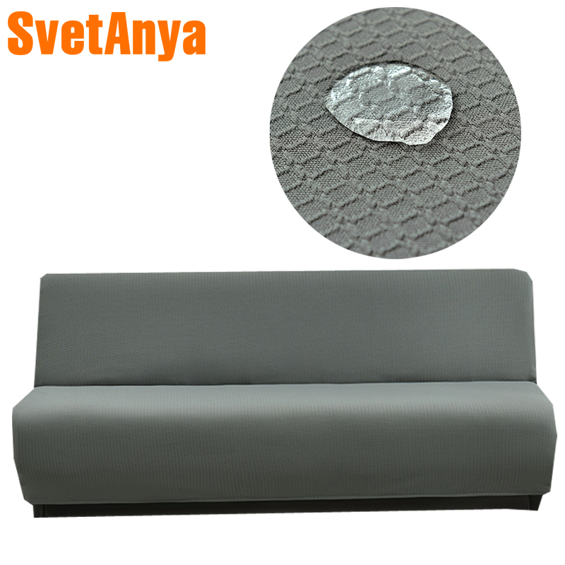 Svetanya водонепроницаемый чехол для диван-кровать Tight Обёрточная бумага эластичный диван вытирается полотенцем диване случае без подлокотник...