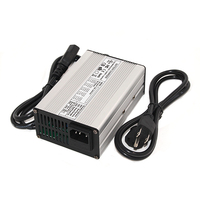 SuPower LiFePO4 LFP LFE LiFe 4S x3.2V 14.6V 6A universal Wall Socket Battery Pack Charger auto stop AC DC Power Supply