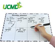 Доска с календарем сухое стирание доска меню список «to do»