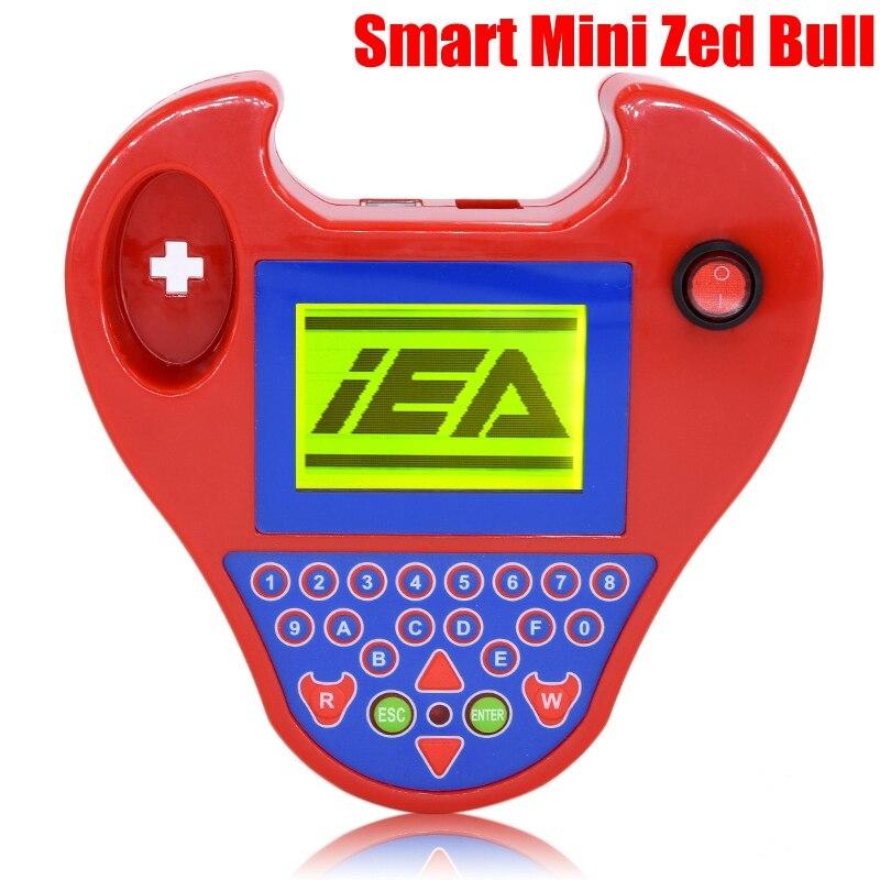 Prix pour 2017 hot Auto clé de voiture Programmeur interface smart mini zed bull voiture transpondeur outil Multi-Langue ZED-BULL Voiture kits fabricant de clés