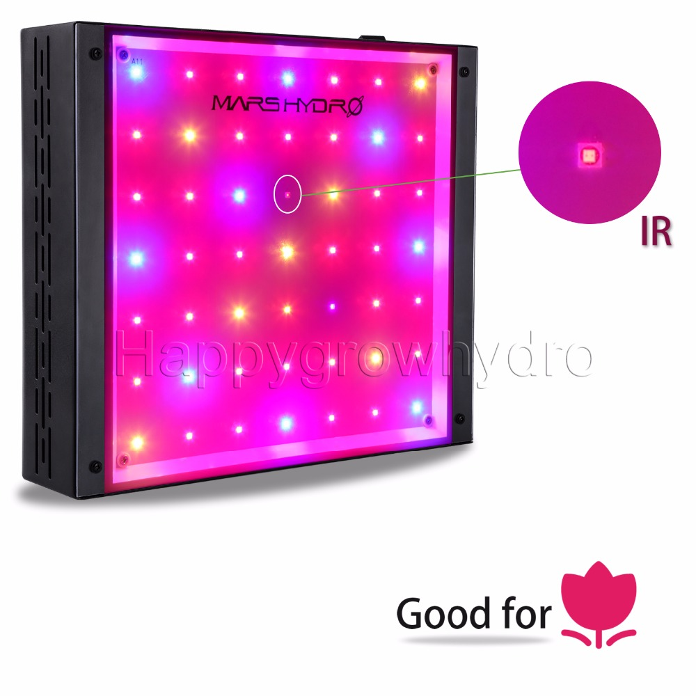 Mars Hydro ECO49 Full Spectrum LED Grow Light Hydroponic nutrients indoor Plant mars hydro reflector240w led grow light full spectrum veg bloom switchable indoor plants growing hydroponic lamp phytolamp