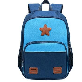 Mochilas escolares para niños y niñas mochilas escolares impermeables para niños mochilas de escuela primaria 1-3 mochila