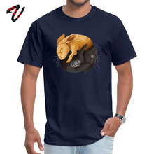 Normal Summer Cotton Tops & Tees Muscle Dark Souls T shirt Men Hip hop T-Shirt Watership down fantasy rabbit design Tshirt
