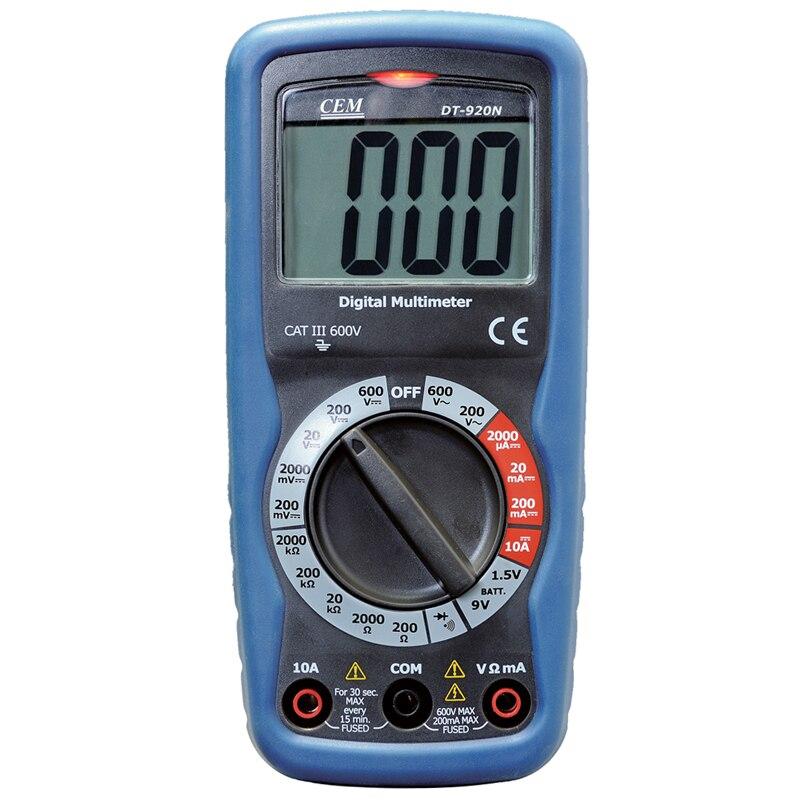 ФОТО digital multimeter  Auto range  Current voltage resistance test