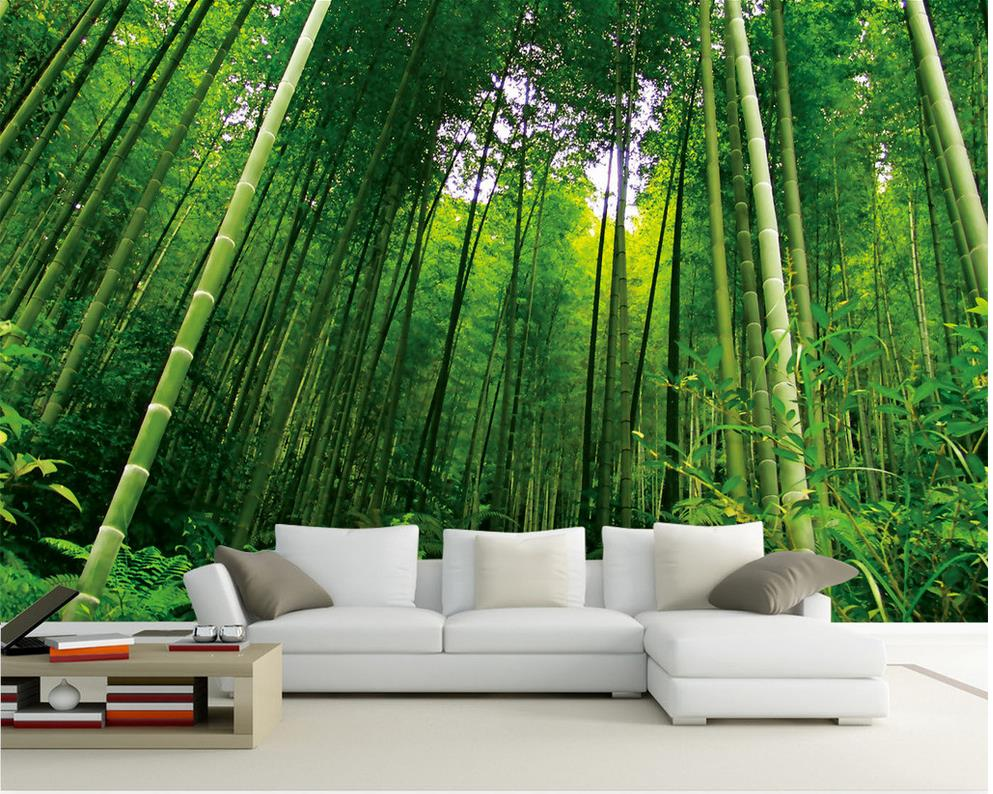Fashion tv backdrop bamboo scenery photo wall mural 3d wallpapers fashion tv backdrop bamboo scenery photo wall mural 3d wallpapers nature home decoration in wallpapers from home improvement on aliexpress alibaba amipublicfo Choice Image