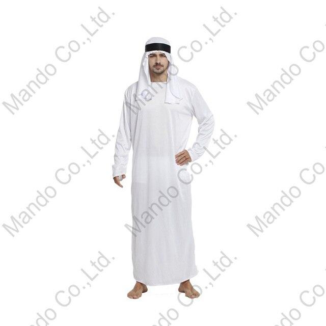 Erwachsener Mann Nahen Osten Prinz von Arabien Dubai chef Stil ...