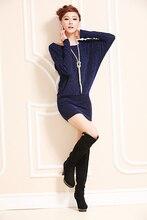 Sleeve Dress Fashion Shinny