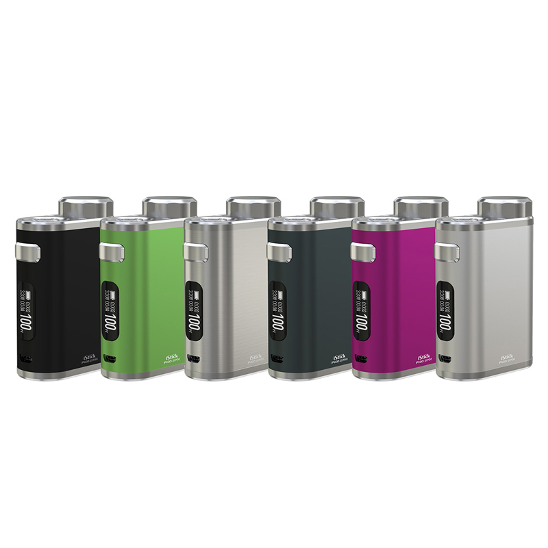 Original Eleaf iStick Pico 21700 100W Box Mod Vape With 21700 Battery Support ELLO Tank RDA