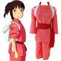 ogino chihiro cosplay costume clothes Japanese anime Spirited Away cosplay clothing